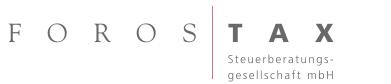 FOROS|TAX Steuerberatungsgesellschaft mbH Logo